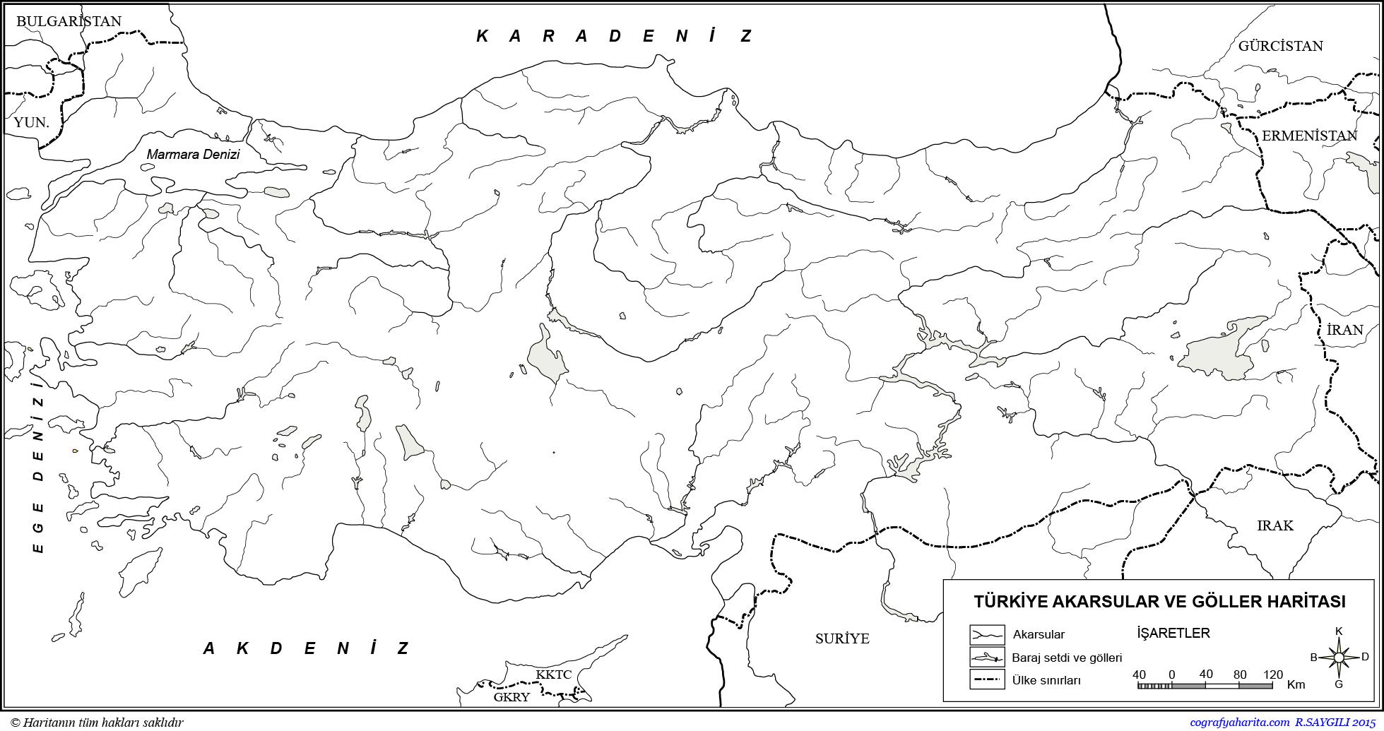 Türkiye Dilsiz Haritaları 2